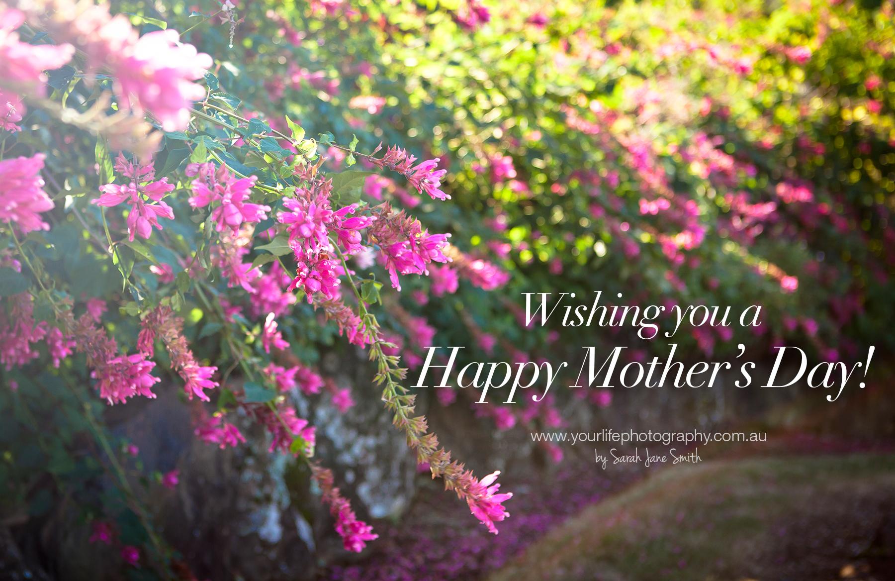 Mother's Day Sunshine Coast!